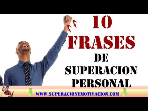 10 Frases de Superacion Personal - Frases Cortas de Superacion y Motivacion