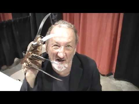 Exclusive;2011 Rock and Shock Robert Englund message