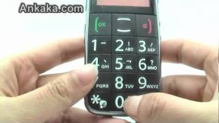 How To Use BigBigFone: Senior Cell Phone, Big Keyboard