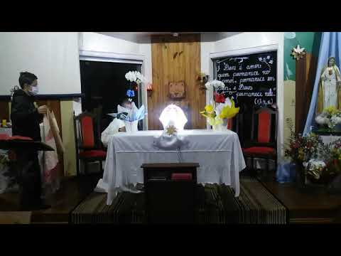 Santa Missa | 07.05.2021 | Sexta-feira | Padre Robson Antônio | ANSPAZ