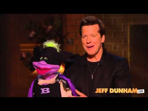 Jeff Dunham -- Peanut is Batnut! -- Minding the Monsters