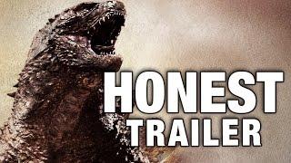 Honest Trailers Godzilla (2014)