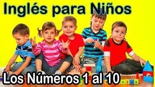 Inglés Para Niños Fácil Y Divertido Los Numeros Del
