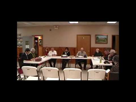 Altona Town Board Meeting 2-11-13