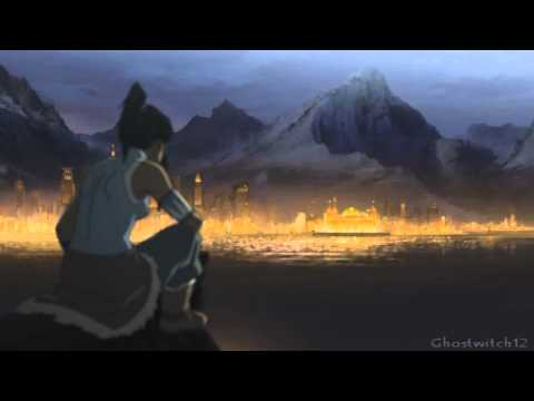 The Legend of Korra FANMADE TRAILER }