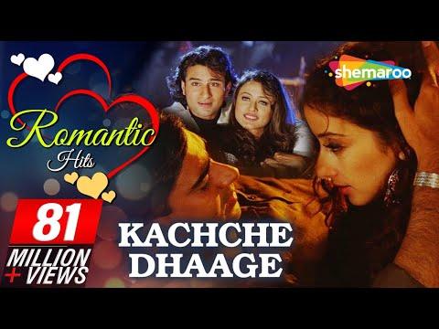 Kachche Dhaage {HD} - Ajay Devgan - Saif Ali Khan - Manisha Koirala - Namrata Shirodkar