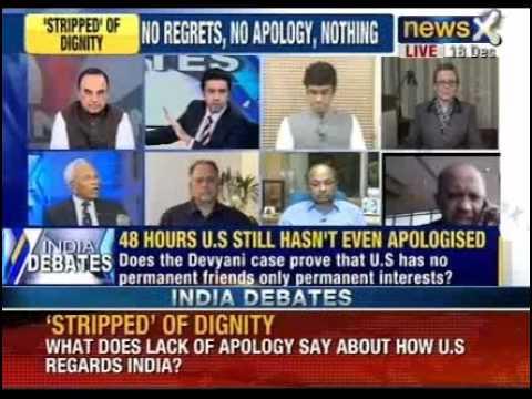 India Debate: What does lack of apology say about how US regards India?