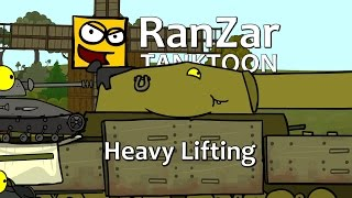 Tanktoon - Heavy Lifting