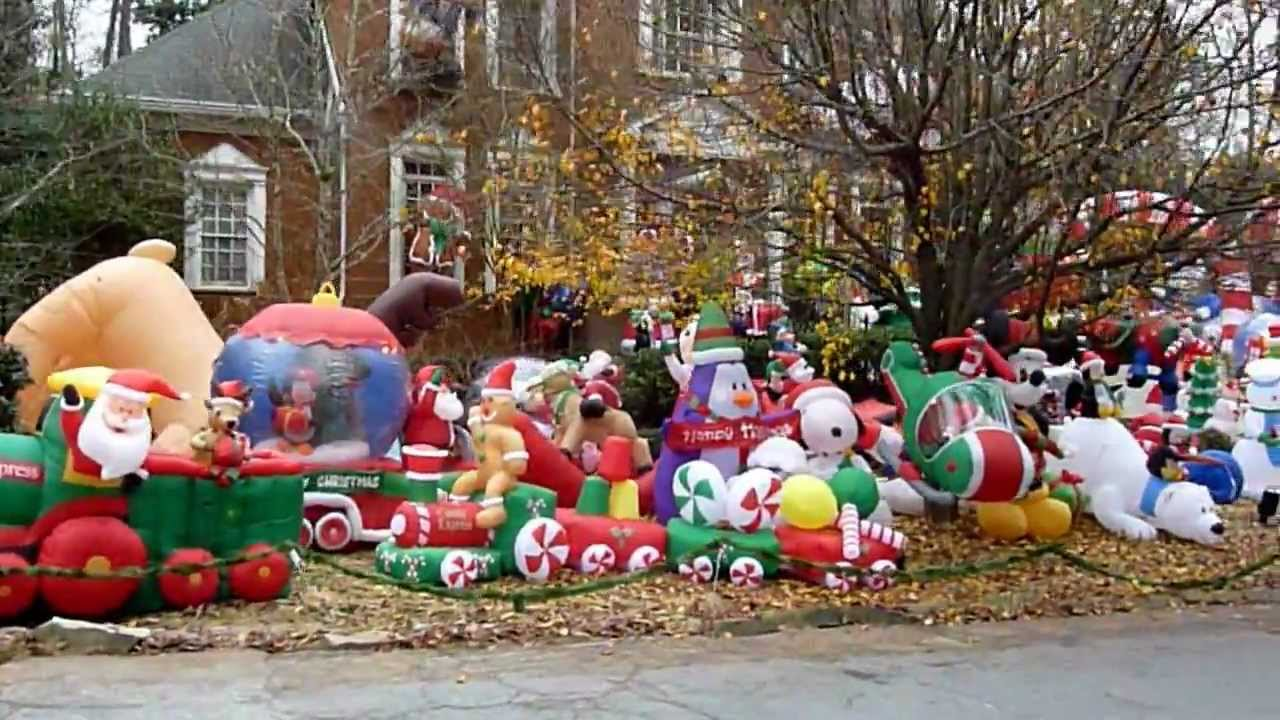 blow up christmas decorations maxresdefault