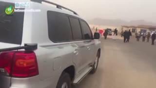 وصول بنكيران إلى موريتانيا