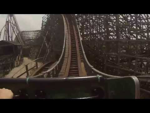 Viper Backwards (HD) POV - Six Flags Great America