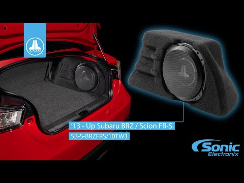 JL Audio Stealthbox: Custom bass for your vehicle