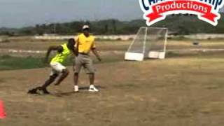 Sprint Training The Jamaican Way