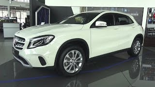 2017 Mercedes-Benz GLA 200 (X156). Start Up, Engine, and In Depth Tour.. MegaRetr