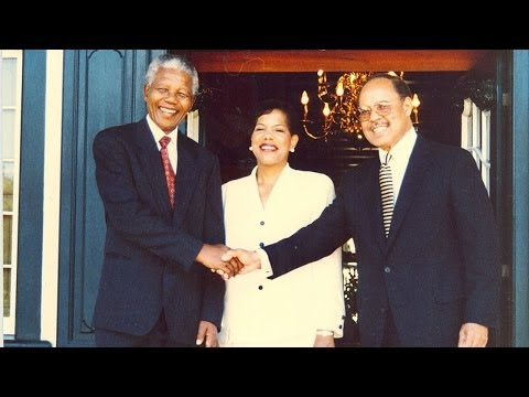 Ambasssador James A. Joseph Remembers Nelson Mandela
