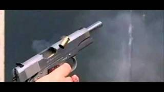 Colt 1911 Firing At 600 Frames Per Second Slow Motion