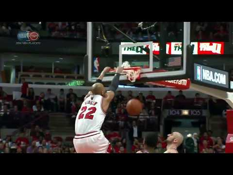 Best NBA Playoff Moments First Round 2014
