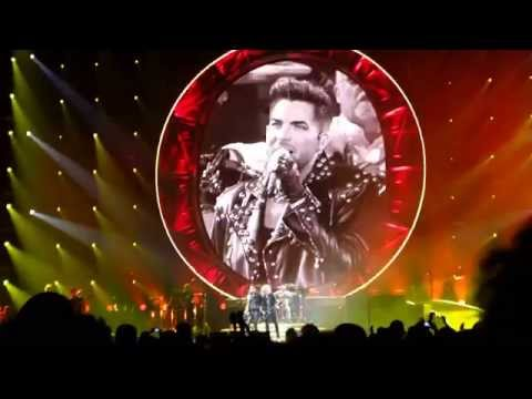 QUEEN + ADAM LAMBERT (TORONTO) PART 1 OF 6