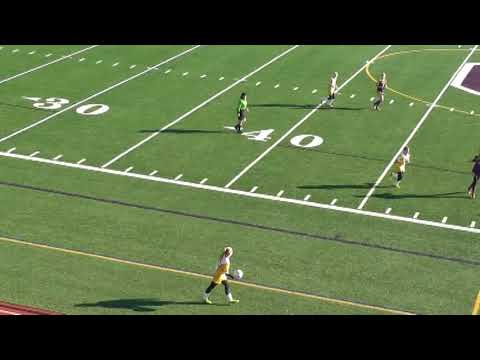 NAC Girls Soccer 11-16-13