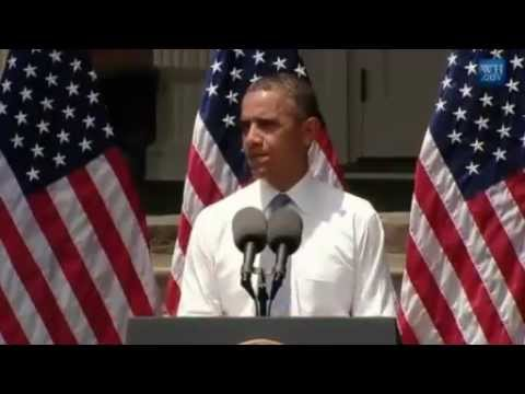 Obama's Climate Change Plan- Full Speech