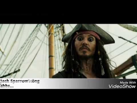 Những Cảnh Hài Trong Loạt Phim Cướp Biển Vùng Caribe