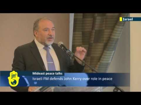 Avigdor Lieberman backs John Kerry: Israeli Minister calls top US diplomat 'true friend of Israel'