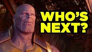AVENGERS Next Villain After Thanos Explained! (Marvel Phase 4)