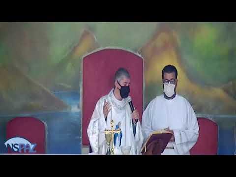 Santa Missa | 15.08.2021 | Domingo | Padre Robson Antônio | ANSPAZ