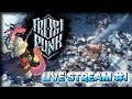 Escape From London Frostpunk Gameplay Live Stream Part 1