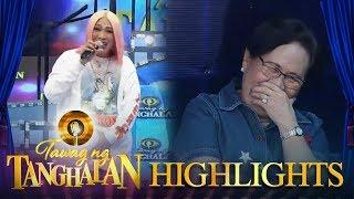 Tawag ng Tanghalan: Mommy Rosario laughs at Vice's stories