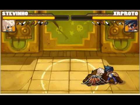 my Brute: Stevinho (Lvl 44) vs. XRProto (Lvl 45)