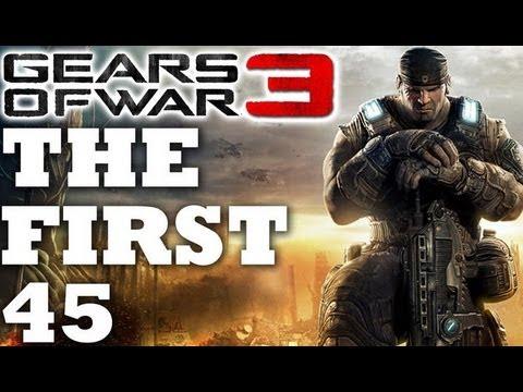 Первые 45 минут геймплея