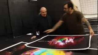 """Drummer BILL WARD discusses His Art Piece """"High on a Memory"""" (Official)"""