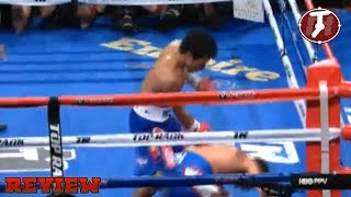 Manny Pacquiao Vs Chris Algieri Full Fight Thoughts