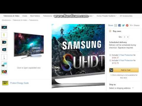 Samsung Un55js7000 55 Inch 4k Ultra Hd Smart Led Tv 2015 Model