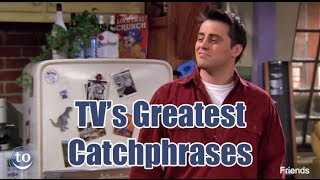 [TV's Greatest Catchphrases (Supercut)] Video