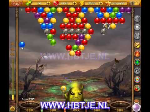 Bubble Epic level 21