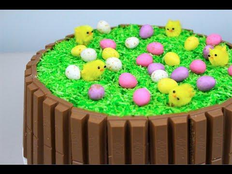 KIT-KAT EASTER CAKE