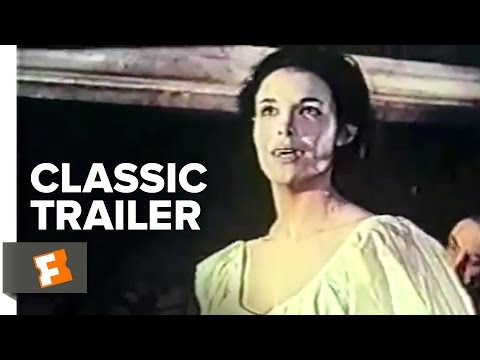 The Brides of Dracula Official Trailer #1 - Peter Cushing Movie (1960) HD
