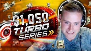 $1,050 MAIN EVENT + A FINAL TABLE!!!!!   PokerStaples Stream Highlights