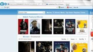 How To: Download Movies From 1channel.ch
