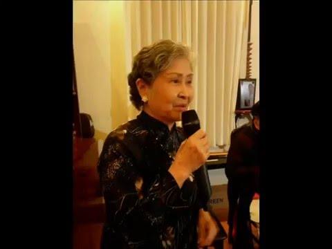 Bầm ơi - Tố Hữu - NSUT Trần Thị Tuyết