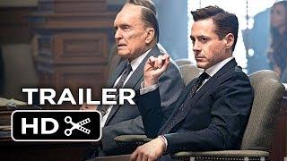 The Judge Official Trailer #1 (2014) - Robert Downey Jr., Billy Bob Thornton Movie HD