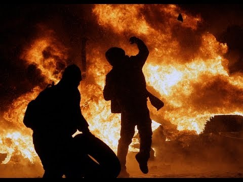 Ukraine Burning: 25 Dead in Kiev Night of Violence