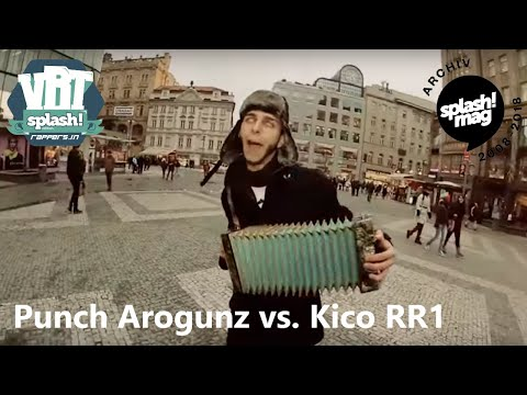 VBT Splash!-Edition 2013 Punch Arogunz vs. Kico Achtelfinale RR1 (Original)
