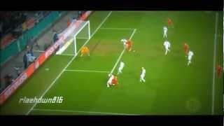 Franck Ribery 2012-2013 Hareketler ve Goller