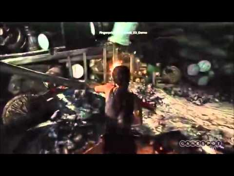 Tomb Raider 2012 Gameplay