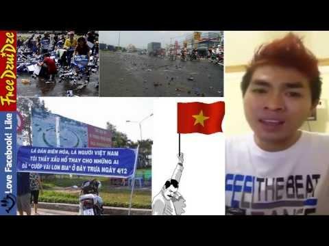 Shock Nhạc chế CƯỚP BIA ở Đồng Nai 4/12/2013-Mai Anh Tài