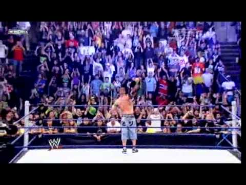 Randy Orton VS John Cena Hell In A Cell Promo