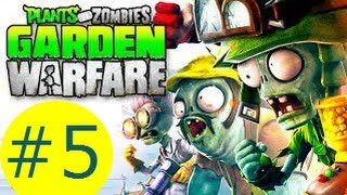 Plants Vs. Zombies Garden Warfare Part 5 Jacket Pot